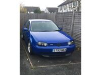 MK4 Golf 1.8T - FSH! Price drop to £1300, need gone this week!