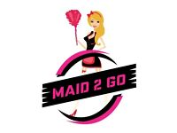 Maid 2 Go - No Contract or Agency Fees!
