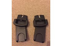 Oyster 2 car seat adapters £5