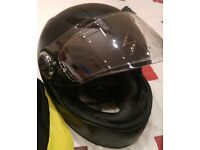 Scorpion Exo-500 Motorcycle Helmet - Matt Black