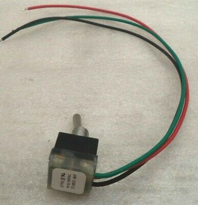 OTTO Controls MS25089-3FR Push Button Switch Momentary Red Button