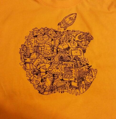 Apple Store T-shirt Unisex Adult Medium