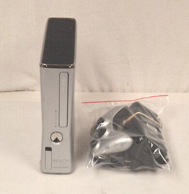 Microsoft Xbox 360 S Halo  Reach Limited Edition 250Gb Silver Console