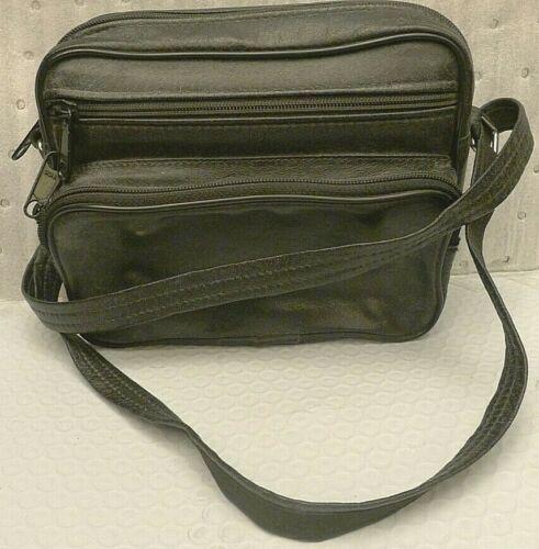 NIMSLO 35mm 3D Leather Camera +Accessory Zipper Bag