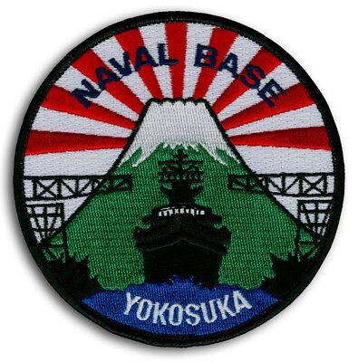US Navy NAVAL BASE YOKOSUKA JAPAN Naval Forces 7th Fleet