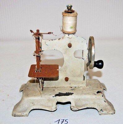 C175 JOUET ANCIEN - machine à coudre rare - enfant - couture