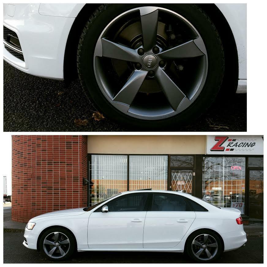 Audi A3 A4 A5 A5 A5 SQ5 Q7 Winter Tires Rims Packages At