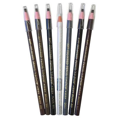Grease Makeup (Waterproof Permanent Makeup & Microblading Wax Grease Pencils Eyebrow Lip)
