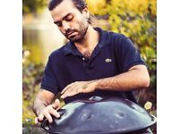 HANDPAN ( HANG DRUM ) Lessons in London
