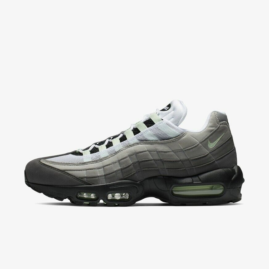Details about Mens Nike Air Max 95 OG Fresh Mint White Granite Dust CD7495 101