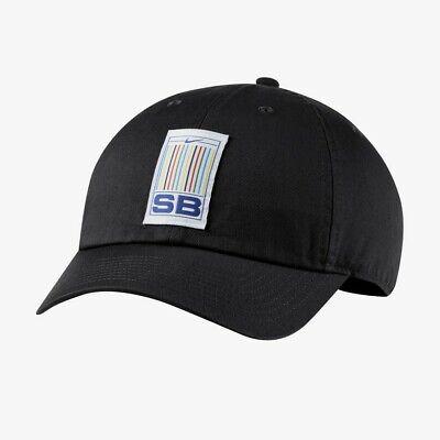 NIKE SB Heritage 86 Cap - Black / Unisex Cap Hat / CW6334-010