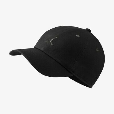 NIKE Jordan Jumpman Heritage 86 Cap - Black / Unisex Cap Hat / AR2117-010