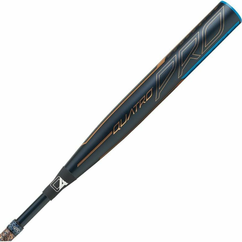 Rawlings Quatro Pro End Load Fastpitch Bat (-9) FPPE9 - 33/24