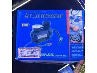 *** JOB LOT / WHOLESALE *** Portable 12v Air Compressor Car Tyre Inflater