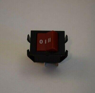 Eaton Rocker Switch 260813e757 16a 125vac Hot Cold Off 3 Position - New No Box