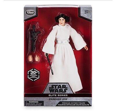 Star Wars Elite Series Princess Leia Premium Action Figure - 10''