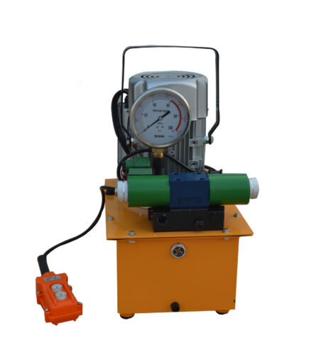 Electric Driven Hydraulic Pump 2 Valve Automatic Reverse Hydraulic Power Unit