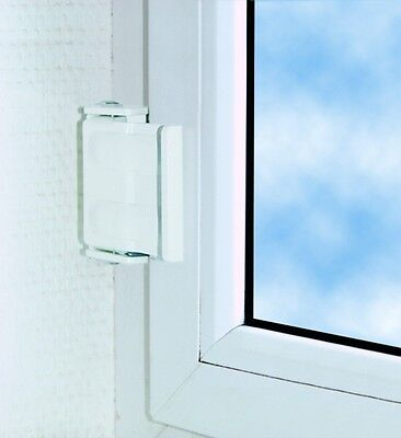 ABUS Tür- und Fenstersicherung SW 1 weiß