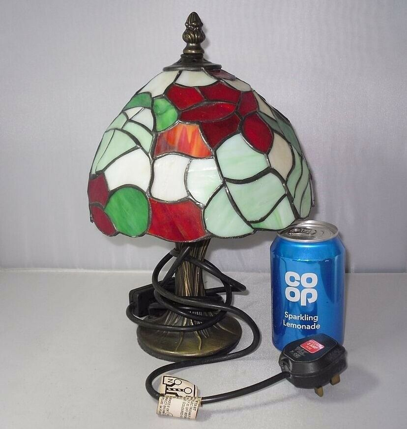 Small Lloytron Tiffany Style Stained Glass Table Lamp In East End Glasgow Gumtree