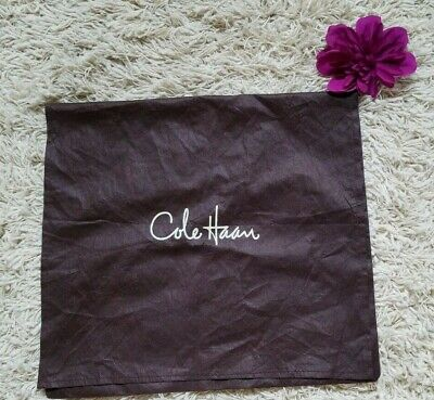 Cole Haan Shoe Dust Bag Envelope Fold Style 17