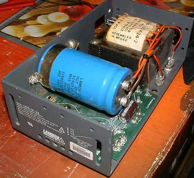 Dc Power Supply Lambda Los-w-24  24 V 4.8 Amp