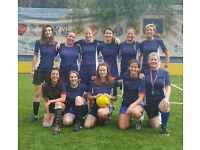 A social ladies football team - Misskicks United Women's Football Club