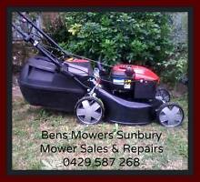 Lawn Mower & Chainsaw Service & Repairs Sunbury Hume Area Preview