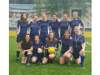 Misskicks United Women's Football Club - a social ladies team