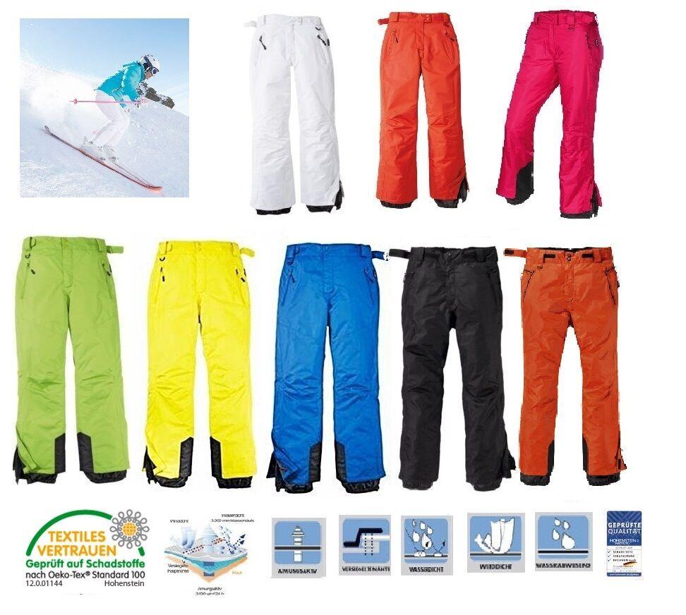 Crivit Pantaloni Da Sci E Snowboard Onorevoli Colleghi Sport Invernali Neve