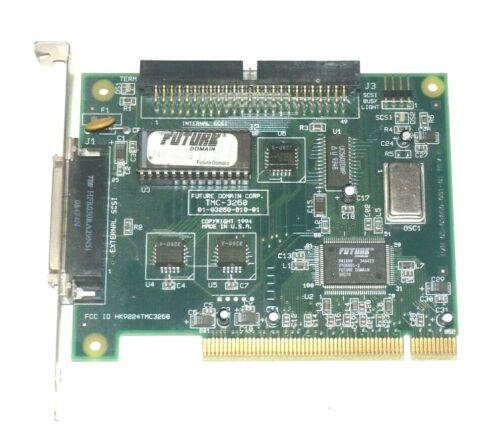 Future Domain TMC-3260 50-pin SCSI Internal & External Port PCI Host Adapter