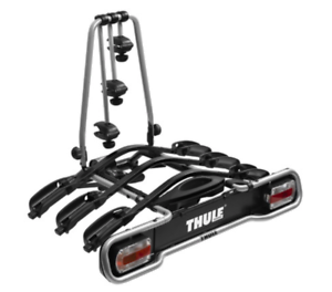 Thule Euroride 943 Bike Rack - Towbar - Fits 3 bikes and lockable