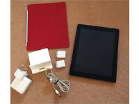 iPad 2 32GB and various accessories