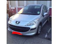 2006 Peugeot 207 *READ AD* SPARE/REPAIR