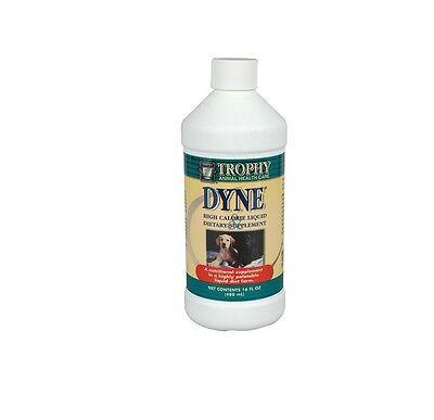 Dyne Vanille Aromatisiert Flüssig Hund Ergänzung - 473ml - Hoch Kalorie