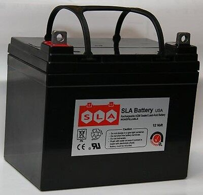 12V 35Ah Pride Mobility Jazzy Select GT Replacement Battery