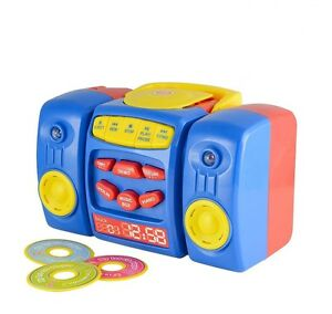 New Elegant Chad Valley CD-Player in Blue Colour with Musical Fun