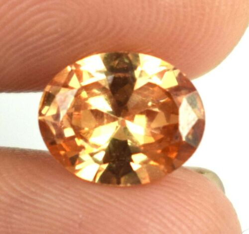 Christmas Gift 4.45 Ct Pakistan Brown Axinite Gems Oval Natural Certified A15702