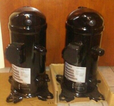 Two New Tecumseh Vsc9545xxg Commercial Refrigeration Compressor Pick Up Only