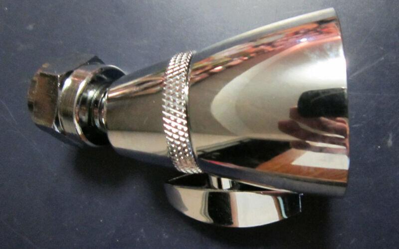 Chatham D202 Standard Size Multi-Spray FLOW CONTROL SHOWER HEAD,Solid Brass,Chro