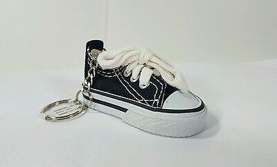 Black Sneaker Key Chain 1pc