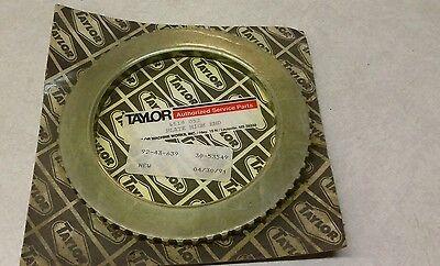 Taylor Forklift 4519-052 Plate High End