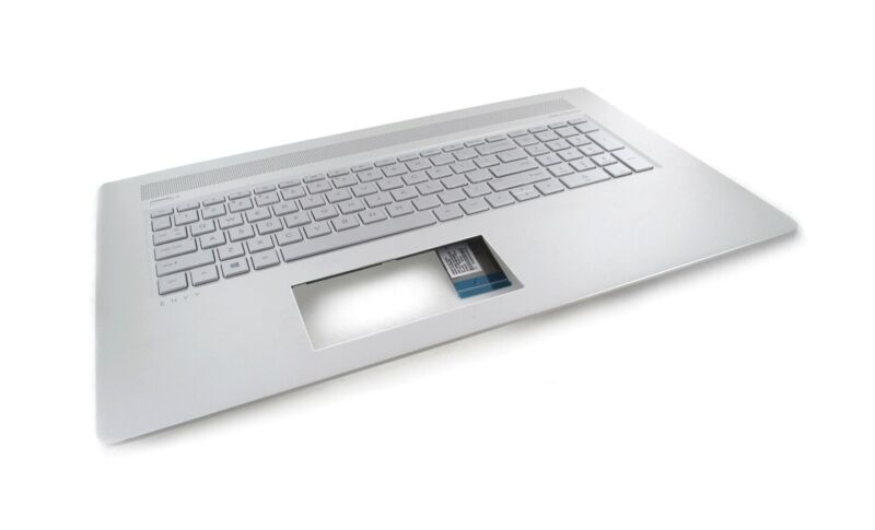 925477-001 - HP Top Cover with Keyboard (US)