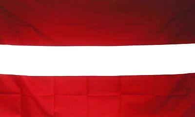 LATVIA FLAG 5FT X 3FT