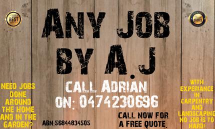 Any Job by A.J