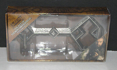 The Hobbit The Key of Thorin Oakenshield Paperweight