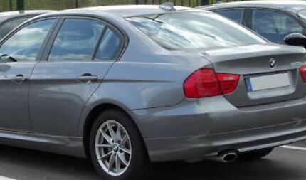 BMW 3-Series E90 320i Muffler The Hills District Preview