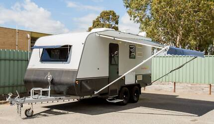 2018 Goldstar 17.6ft Caravan with Slide Out and Full Ensuite Camden Park West Torrens Area Preview