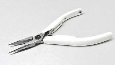 Lindstrom # 7890 Long Chain-Nose Pliers Supreme Snipe Nose Plier Smooth Jaw 5.2