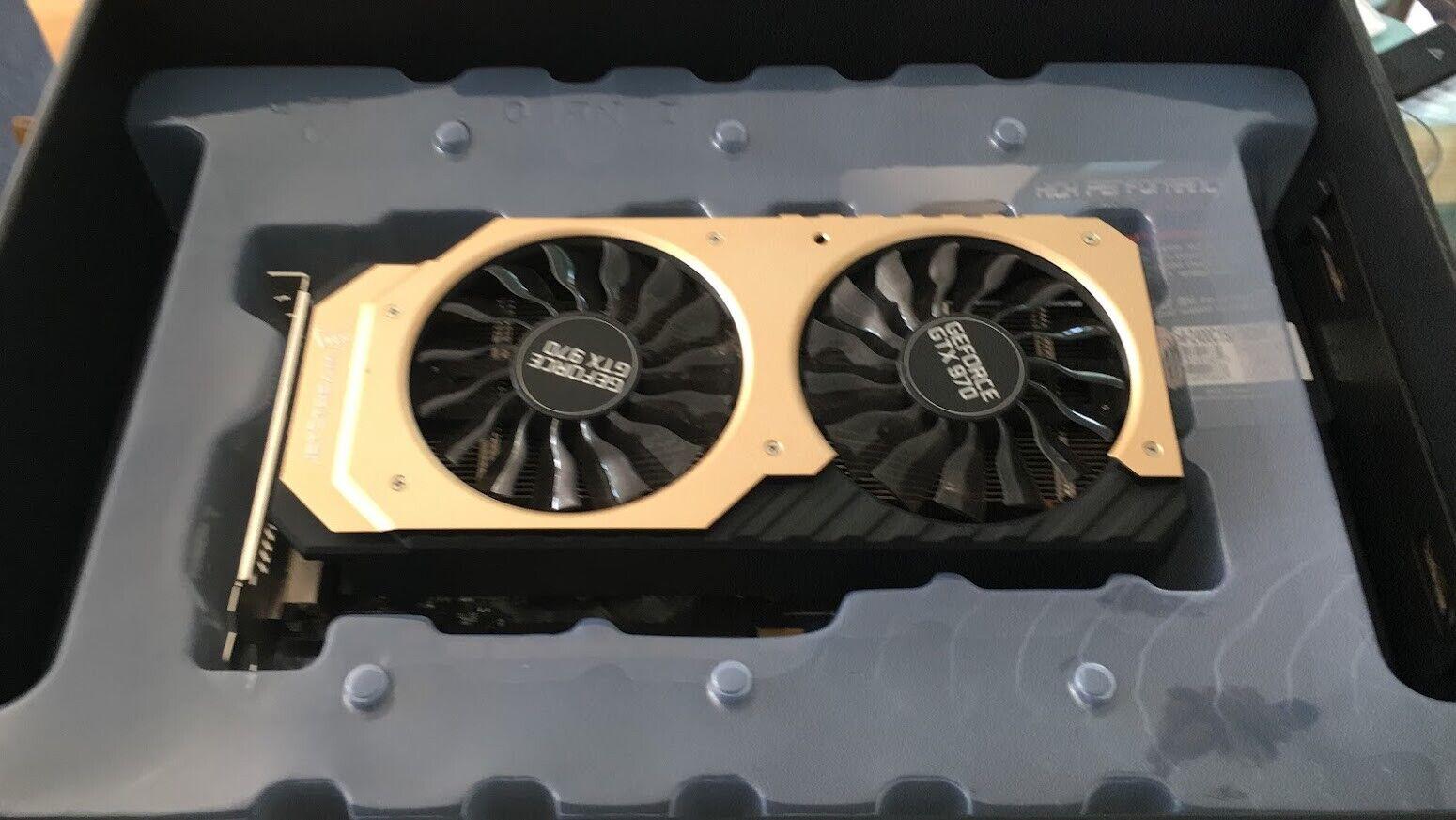 Palit GeForce GTX 970 JetStream (4096 MB) (NE5X970H14G2J) Grafikkarte