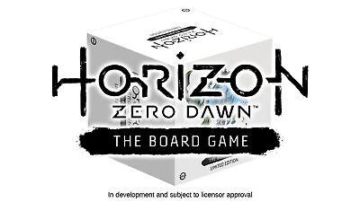 Presale: Horizon Zero Dawn - The Board Game kickstarter SEEKER PLEDGE